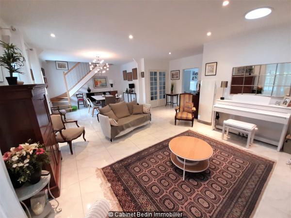 Vente Maison T5 St Medard En Jalles 4 chambres