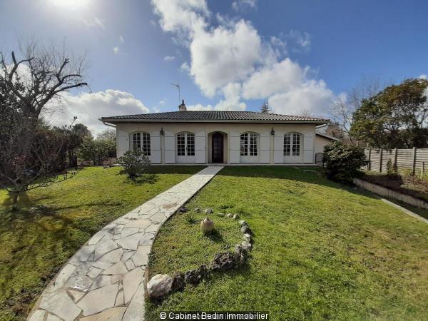 acheter Maison 6 pieces St Medard En Jalles 5 chambres