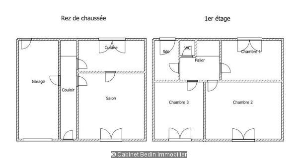 Achat Maison 4 pièces Balma 3 chambres