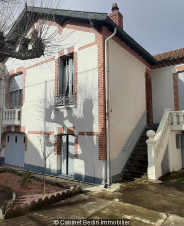 Achat Maison T2 Toulouse