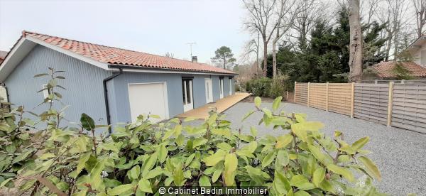 Vente Maison T4 Lege Cap Ferret 3 chambres