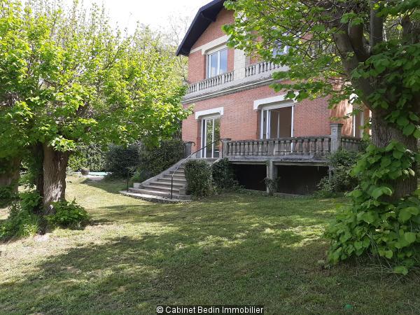 acheter Maison 7 pieces Toulouse 5 chambres
