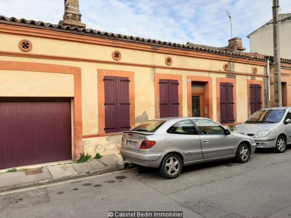 Achat Maison T3 Toulouse