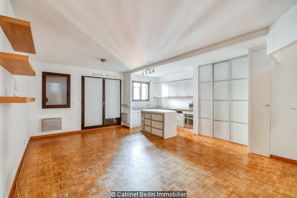 Achat Appartement 3 pieces Toulouse 2 chambres
