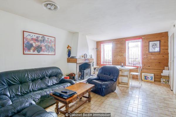 Vente Maison T3 Flourens 2 chambres