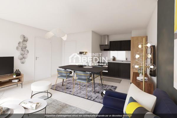 Achat Appartement T2 Floirac 1 chambre