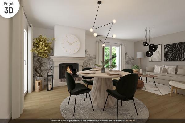 Achat Maison T5 Montussan 3 chambres