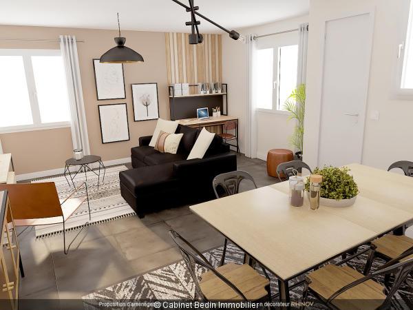 Achat Appartement T4 Aucamville 3 chambres