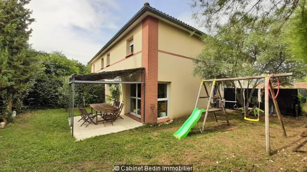 Achat Maison T4 Aucamville 3 chambres