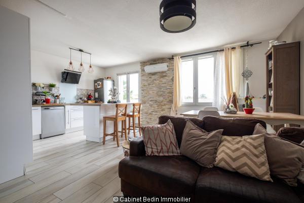 Vente Maison T3 Aucamville 2 chambres