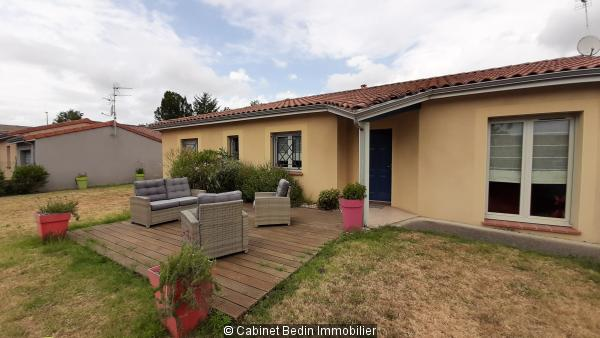 Vente Maison T5 Toulouse 4 chambres