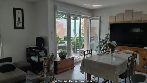 Achat Appartement 3 pieces Audenge 2 chambres