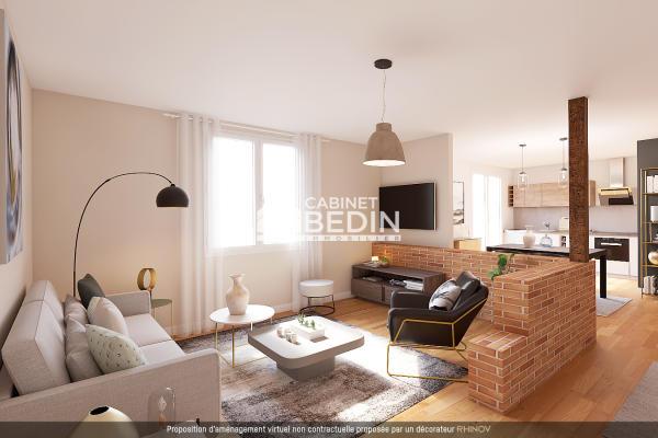 Achat Maison T5 Cestas 4 chambres
