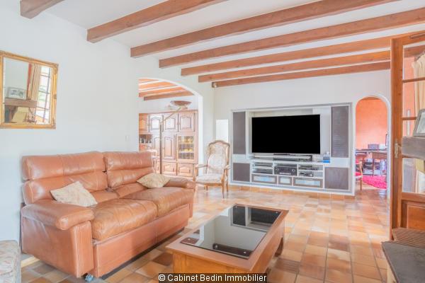 Vente Maison T5 Leognan 4 chambres