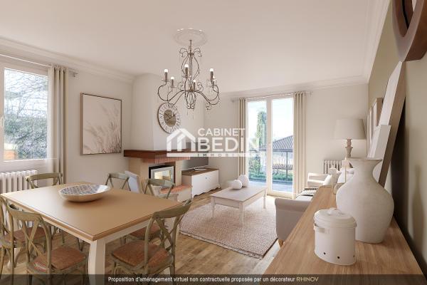 Achat Maison T5 St Orens De Gameville 4 chambres