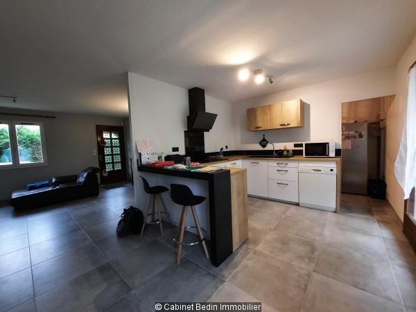 Vente Maison T5 Le Taillan Medoc 4 chambres