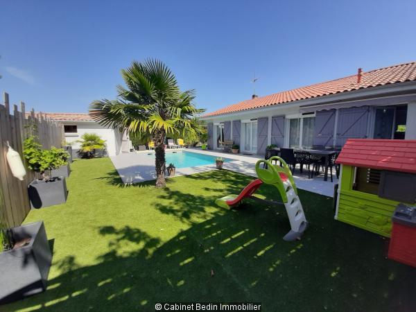 Achat Maison 5 pieces St Medard En Jalles 4 chambres