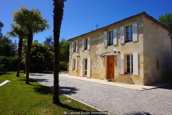Vente Maison T5 Fargues St Hilaire 2 chambres
