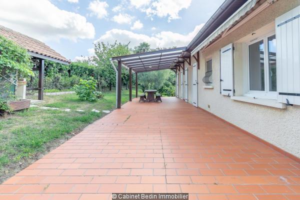 Vente Maison T5 Carignan De Bordeaux 4 chambres