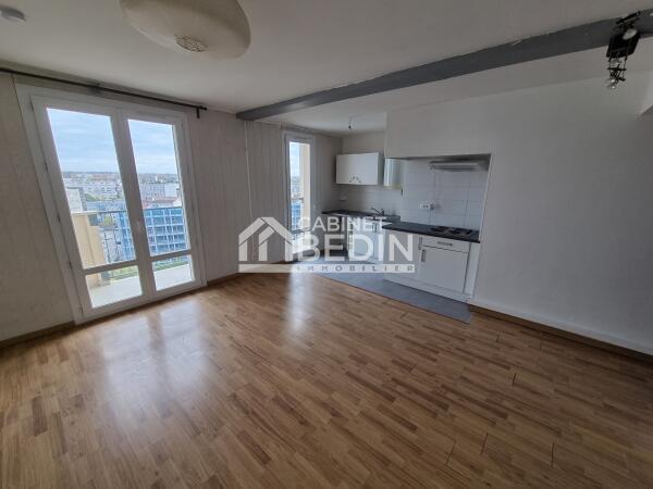 Location Appartement 2 pièces Toulouse 1 chambre
