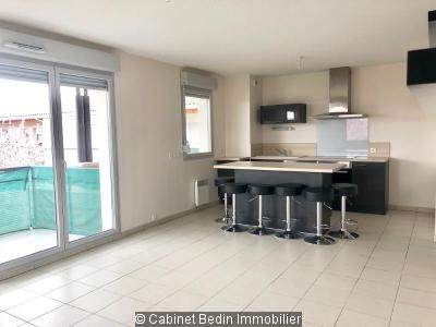 Location Appartement T3 Frouzins 2 chambres