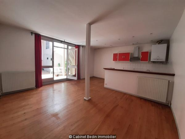 Location Appartement 3 pièces Toulouse 2 chambres
