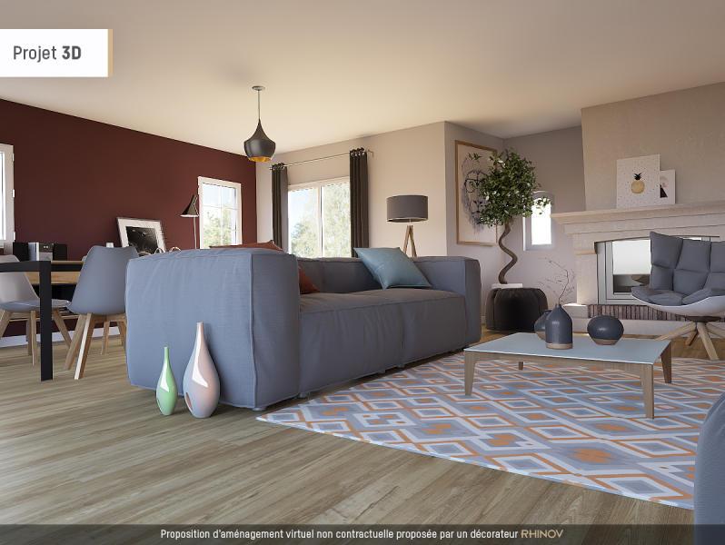 Vente maison pessac 10 pieces 7 chambres implant e sur - Simulation chambre 3d ...