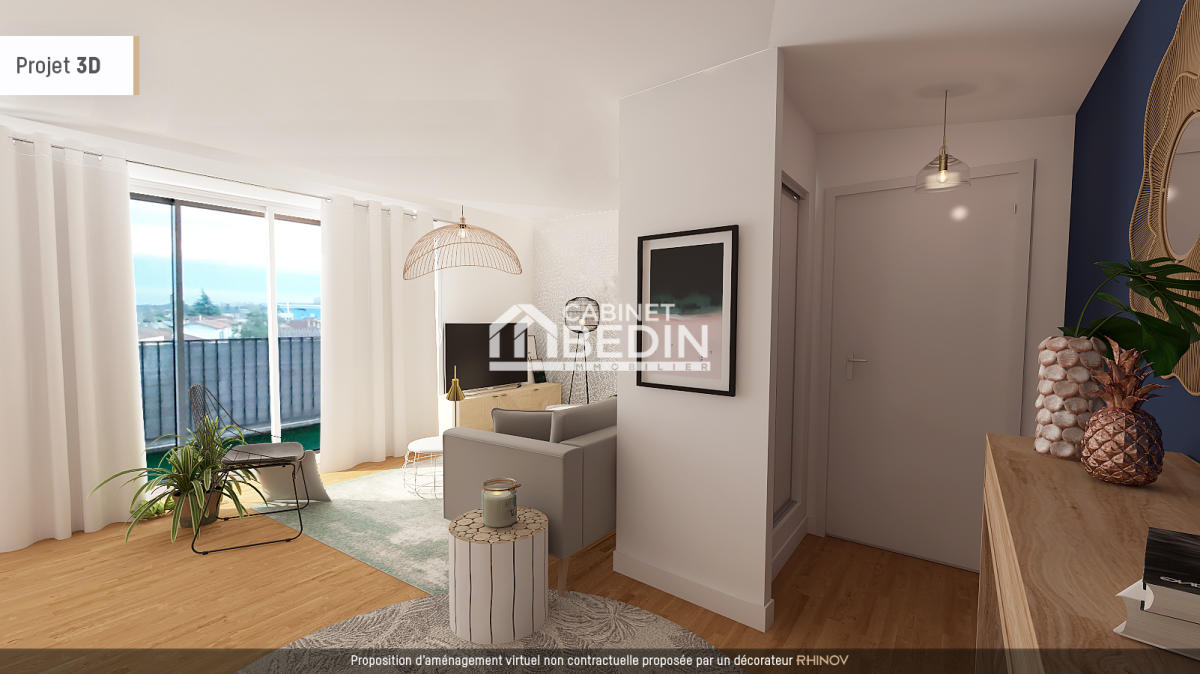 Achat appartement t4 libourne 3 chambres