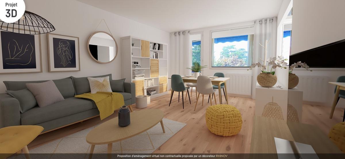 Achat appartement 4 pieces blanquefort 3 chambres