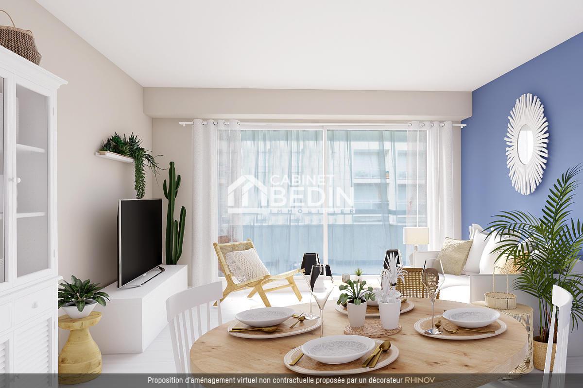 Achat appartement t1 arcachon 1 chambre
