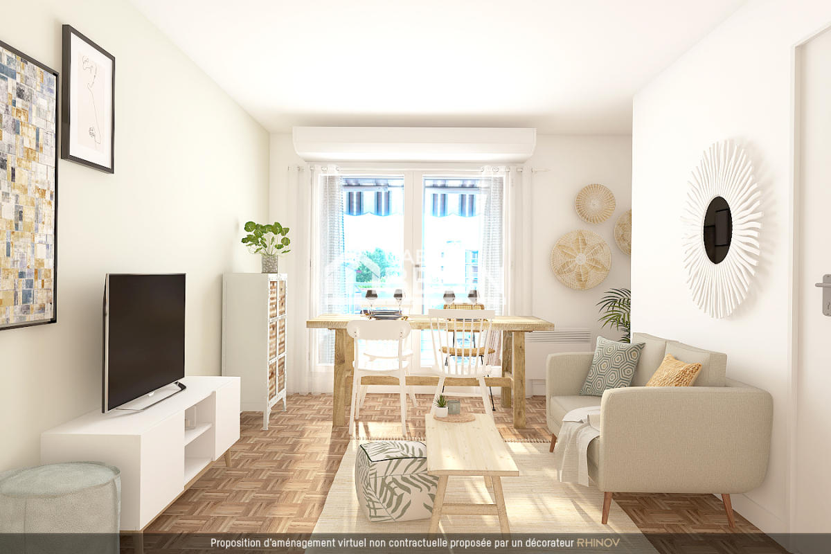 Vente appartement t1 arcachon