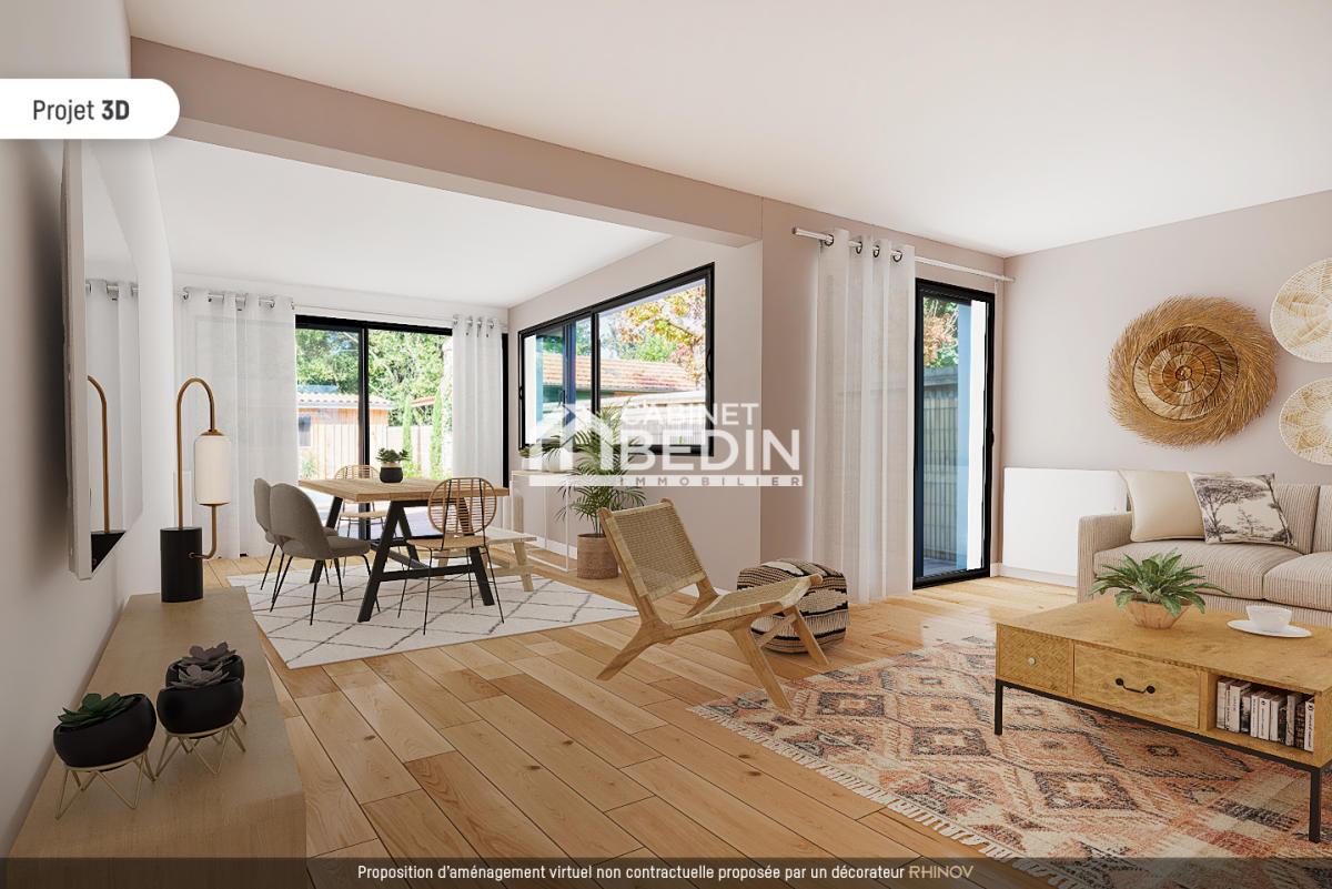 Achat Maison 5 pieces Le Bouscat 3 chambres