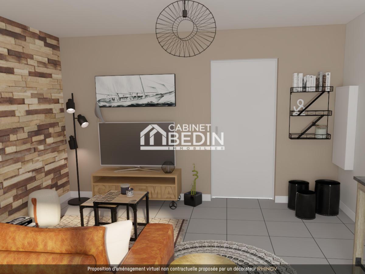 Achat appartement 3 pieces biganos 2 chambres