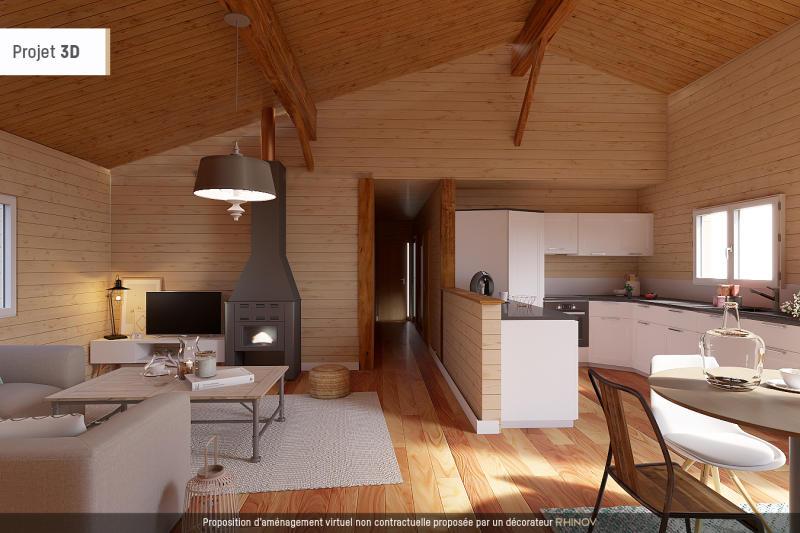 Achat maison creon t5 4 chambres rare dans le secteur - Simulation chambre 3d ...