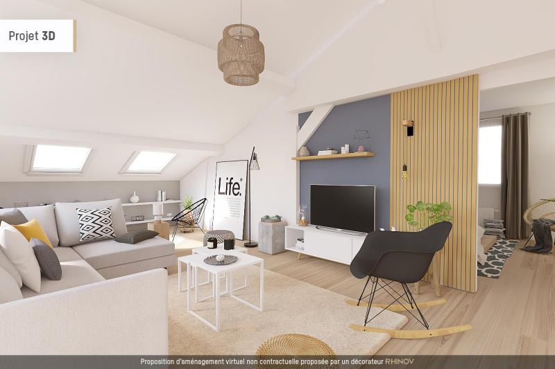 Appartement a vendre dax 3 pieces 2 chambres au coeur d for Simulation appartement 3d