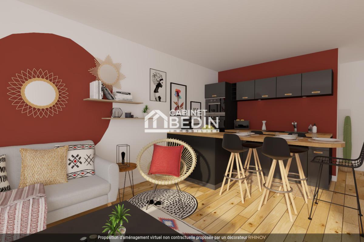 Achat appartement t2 pessac 1 chambre