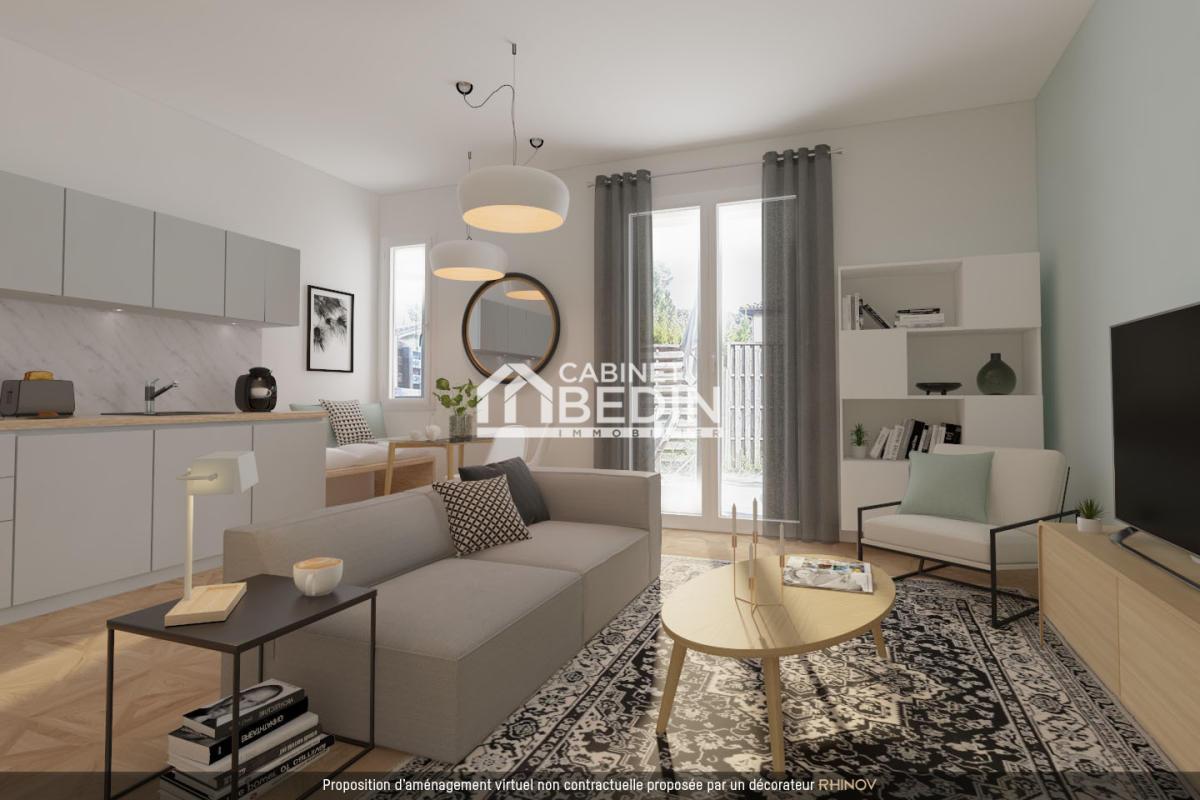Acheter appartement t3 pessac 1 chambre