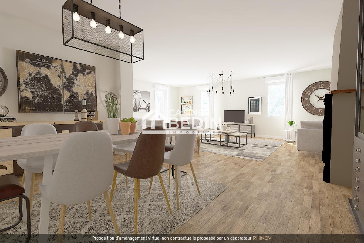Achat Appartement 8 pièces Launaguet 4 chambres